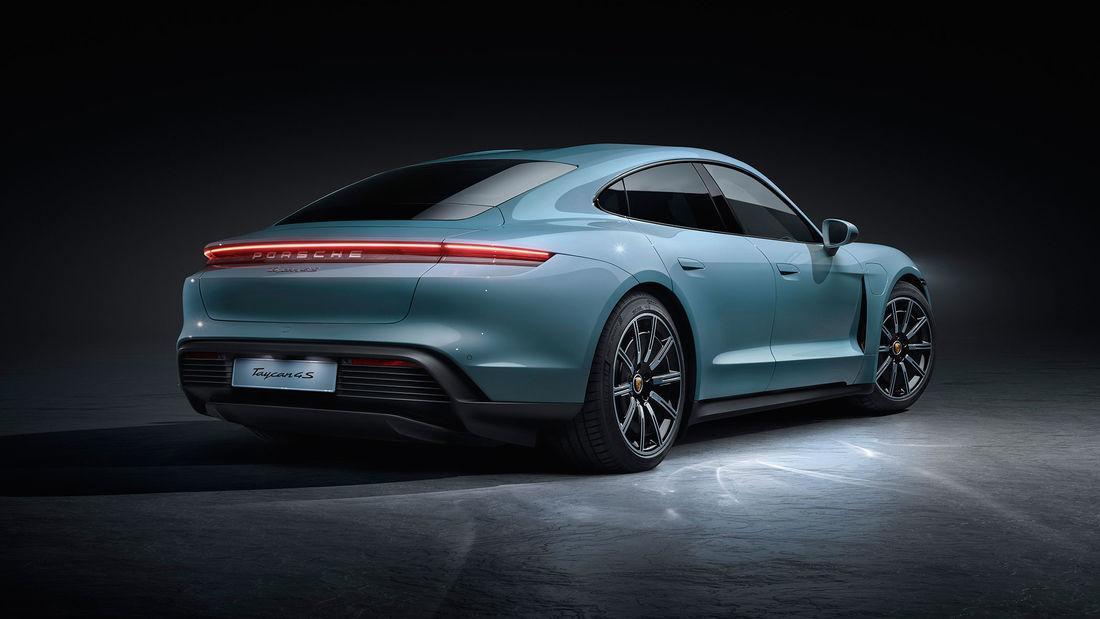 Porsche Lanca Taycan Auto Aftermarket News