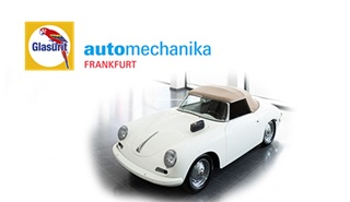 Glasurit na Automechanica em Frankfurt