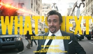 Richard Hammond e LeasePlan ao jeito de Hollywood