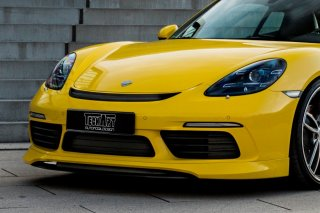718 Cayman by TECHART