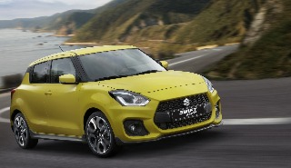 Tenneco fornece suspensão ao novo Suzuki Swift Sport e Maruti Suzuki India Dzire