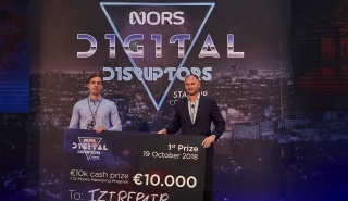 IZIRepair é a grande vencedora do Nors Digital Disruptors